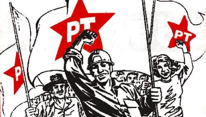 Ataques fascistas da mídia não impedem crescimento do PT