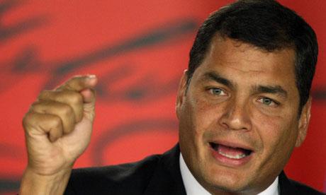 Rafael Correa: Lei de Herança é um direito do povo