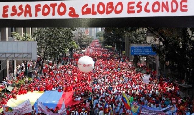 Venezuela: organizações de direitos humanos dizem que direita brasileira promove impunidade