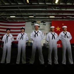 EUA estão assustados com aumento da capacidade militar da China