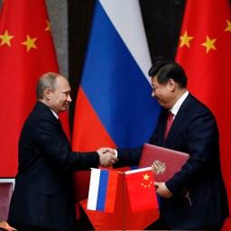 The Guardian: China e Rússia criam novo eixo da economia mundial