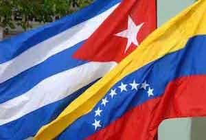 Projetos conjuntos Venezuela-Cuba são melhados