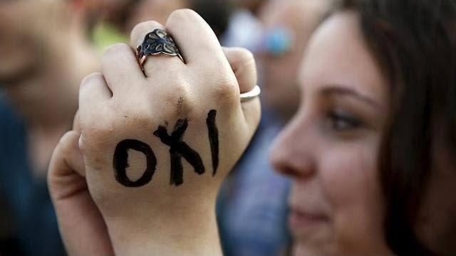 """Grécia: votar """"não"""" é não aceitar chantagem da troika, diz Alexis Tsipras"""