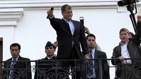 Rafael Correa: Revolução Cidadã segue firme, contra ameaças da direita na AL