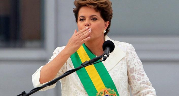 Dilma Rousseff: o importante são os interesses do país