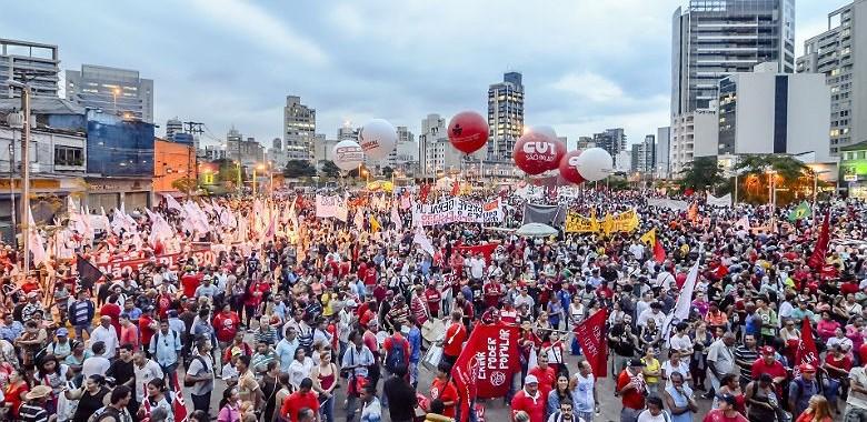 Centrais sindicais lutam contra golpe neoliberal na legislação trabalhista