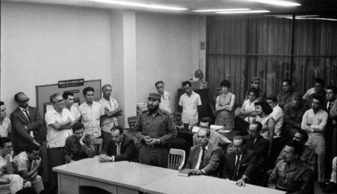 Partido Comunista de Cuba comemora 50 anos  da eleição do seu primeiro Comitê Central