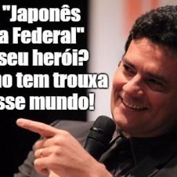 "O ""Japonês da Federal"" e o bode na sala"