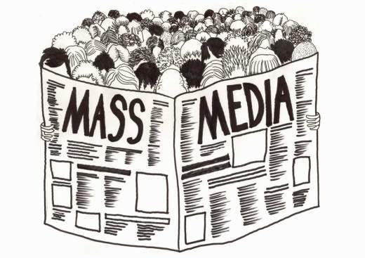 A mídia como alicerce do capitalismo