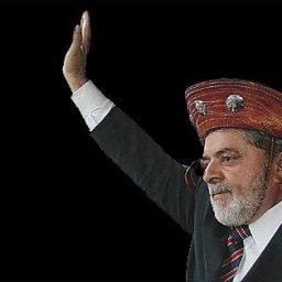 O chapéu de couro de Luiz Inácio Lula da Silva
