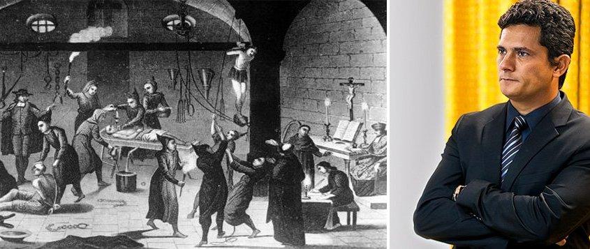 Lula e o sequestro relâmpago comandado pelo juiz medieval Sérgio Moro