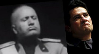 Lula, Mussolini e o chicote do juiz Sérgio Moro