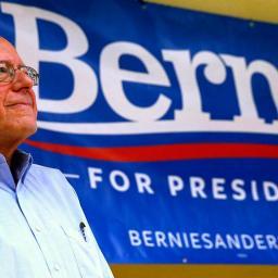 Bernie Sanders pode cantar o galo?