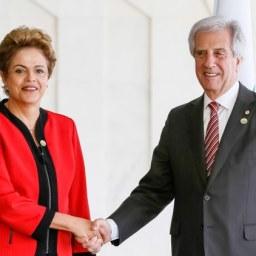 Uruguai se diz preocupado com o golpe no Brasil