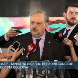 Ministro Berzoini: Não vai ter golpe e governo trabalha para construir nova base
