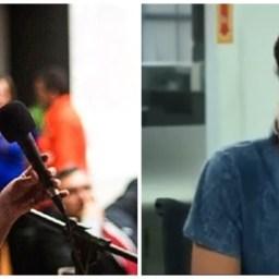 Carina Vitral, presidenta da UNE, dá aula de democracia para o fascista Kim Kataguiri
