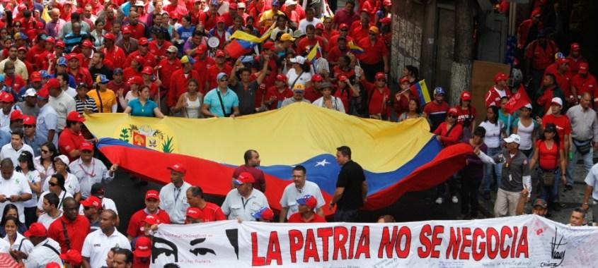 Direita desencadeia mais um processo golpista na Venezuela