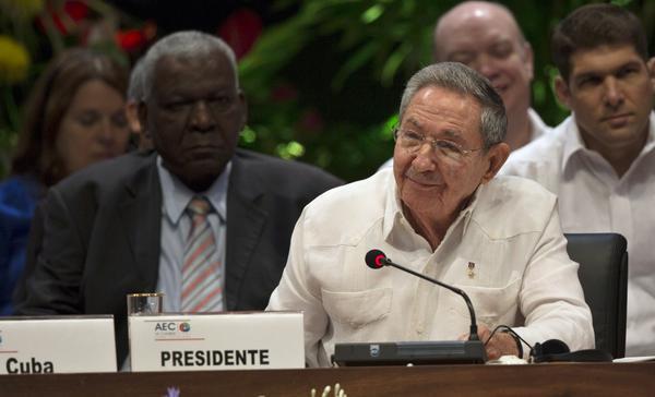 Íntegra dos discursos de Raúl Castro na abertura e no encerramento da VII Cumbre de la Asociación de Estados del Caribe (AEC)