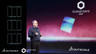Keynote de Laurent Seror, CEO de 3DS OUTSCALE