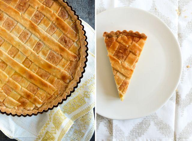 Fyrstekake and Slice