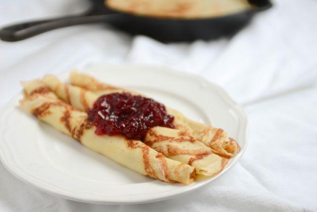 Norwegian Pancakes