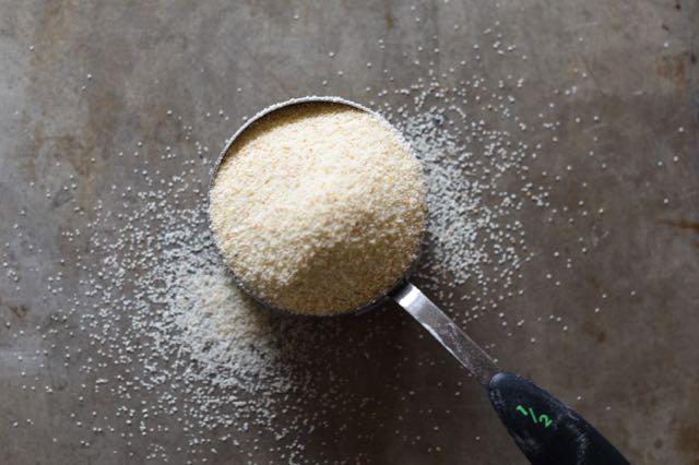 Whipped Porridge