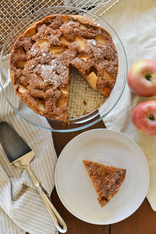 Ashley's Apple Cake