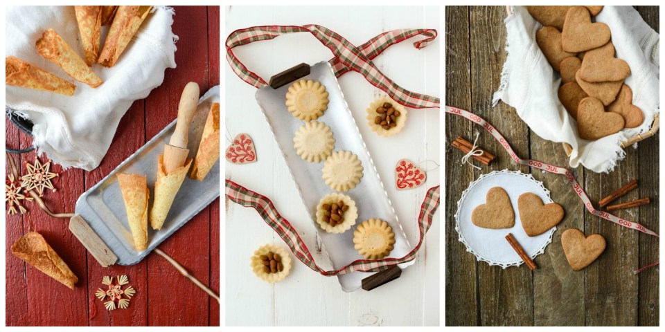 Norwegian Christmas Cookies