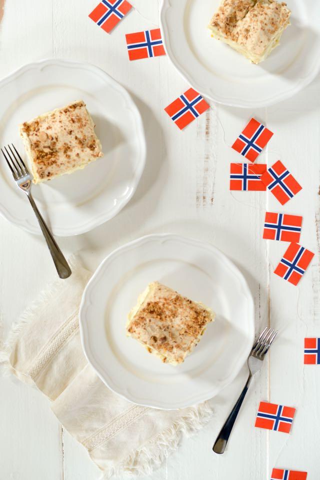Norwegian World's Best Cake Recipe