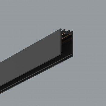 Carriles de superficie para iluminación