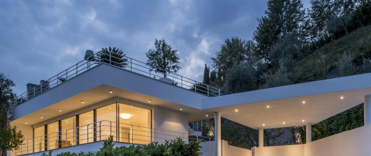 Proyectos de iluminación de porches y terrazas
