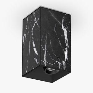 Foco led de superficie de mármol