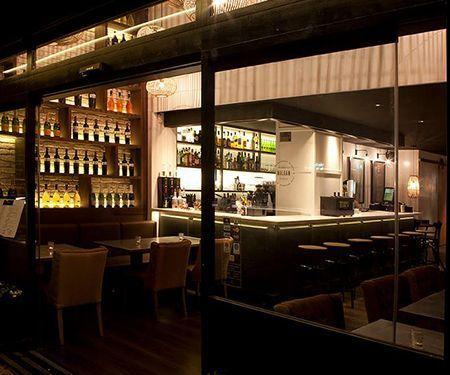 Iluminación de restaurantes