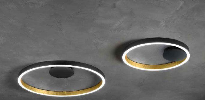 Lámpara led circulares de superficie