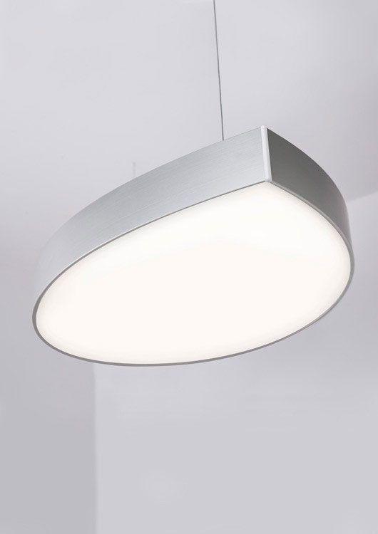 perfiles led curvos para lámparas colgantes