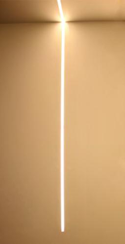 Iluminación led lineal de diseño