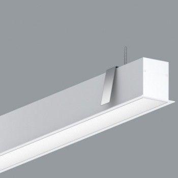 perfil led para iluminación lineal