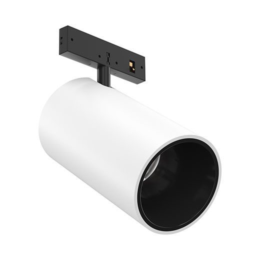 Proyector led para carril magnético de Flos