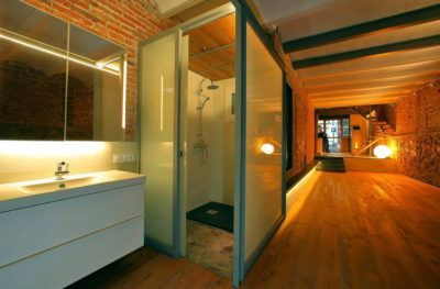 Iluminación interior Loft