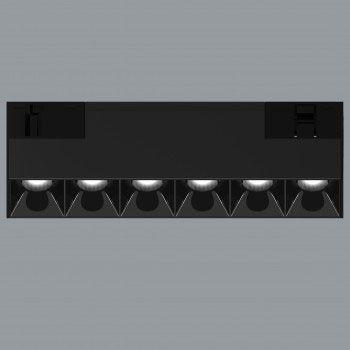Luminaria lineal para carril