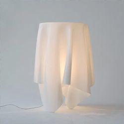 mueble exterior con luz