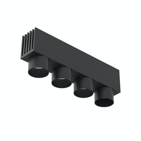 spot led para carril magnético