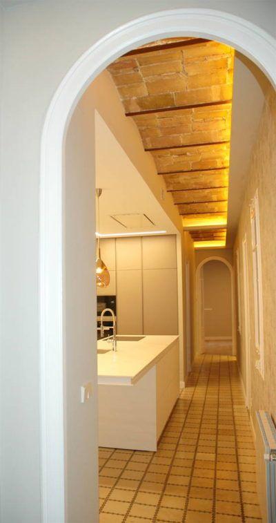 Proyecto de iluminación interior