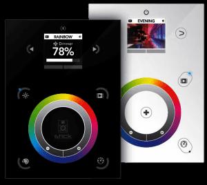 Control de iluminación RGB