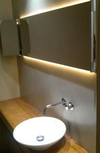 iluminacion led baño