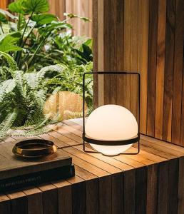 Lámpara de sobremesa iluminación ambiental