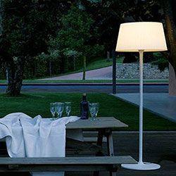 lámparas de exterior