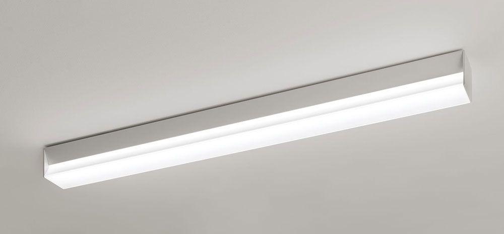 Luminaria lineal Tunable White con iluminación directa e indirecta