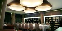 Iluminación para restaurantes