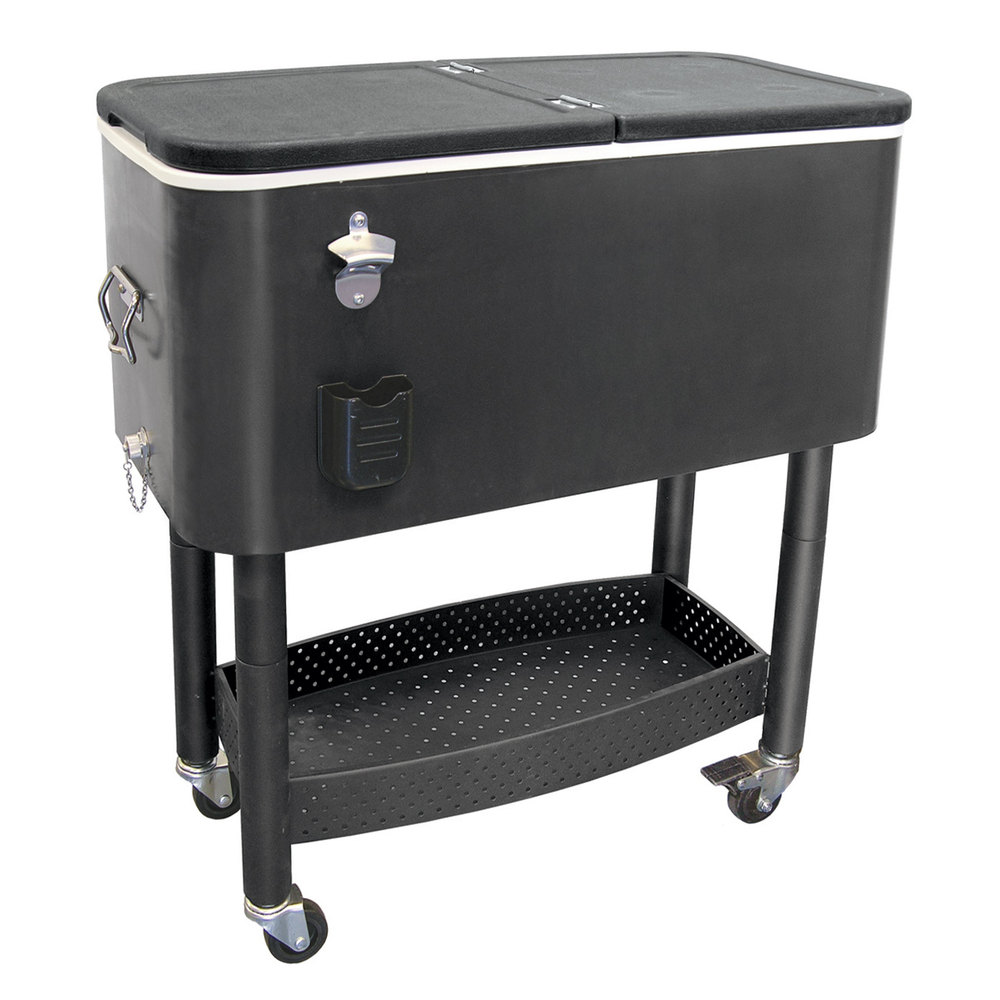 unique cooler cart you can keep